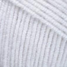 YarnArt JEANS 01 белый