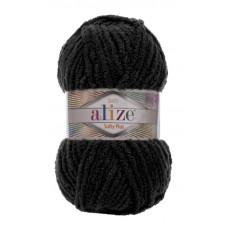 Alize SOFTY PLUS 60 черный