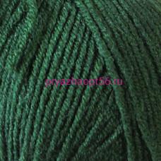 Alize LANAGOLD FINE 118 зеленая трава