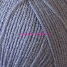 Alize LANAGOLD FINE 200 св.серый