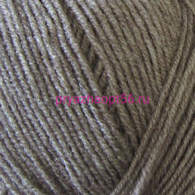Alize LANAGOLD FINE 207 св.коричневый