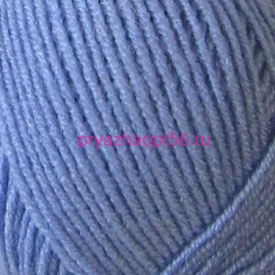 Alize LANAGOLD FINE 40 голубой