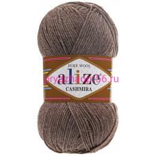 Alize CASHMIRA 240 св.коричневый меланж