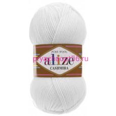 Alize CASHMIRA 55 белый
