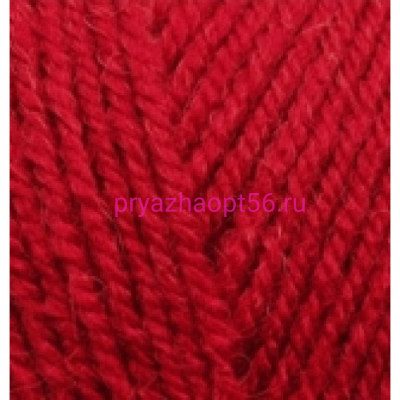 Alize ALPACA ROYAL 56 красный