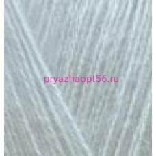 Alize ANGORA GOLD 21 серый