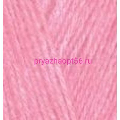 Alize ANGORA GOLD 39 розовый леденец
