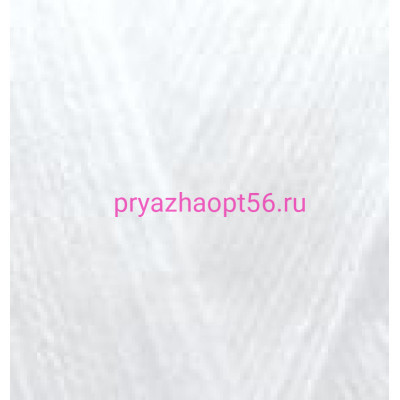 Alize ANGORA GOLD 55 белый