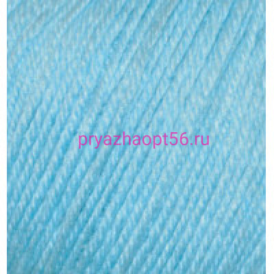 Alize BABY WOOL 128 морская вода