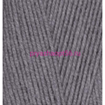 Alize LANAGOLD 800 348 серый