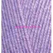 Alize LANAGOLD 800 166 лиловый
