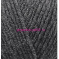Alize LANAGOLD 182 серый