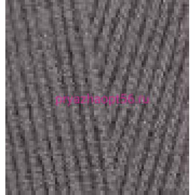 Alize LANAGOLD FINE 348 серый