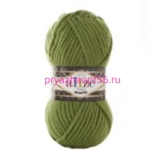 Alize SUPERLANA MEGAFIL 485 зеленый