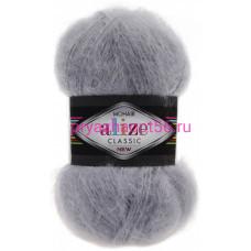 Alize MOHAIR CLASSIC 21 серый