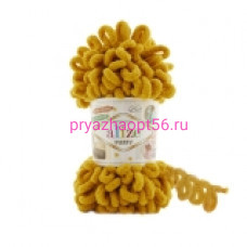 Alize PUFFY 02 горчица