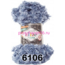 Alize PUFFY FUR (6106) голубой