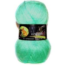 """Color City """"ANGORA Кролик"""" - 306 светло-зеленый"""