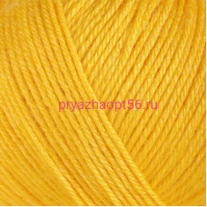 GAZZAL Baby Wool 812 ярко-желтый