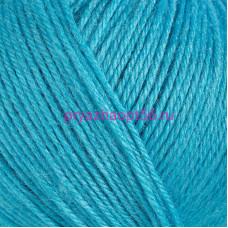 GAZZAL Baby Wool XL 820 голубая бирюза