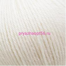 GAZZAL Baby Alpaca 46001 белый