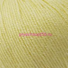 GAZZAL Baby Cotton 25 3413 бледно-желтый
