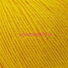 GAZZAL Baby Cotton 25 3417 желтый