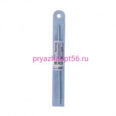 "Крючки ""Gamma"" д\вязания CHT   металл  d  2,5 мм  15 см"