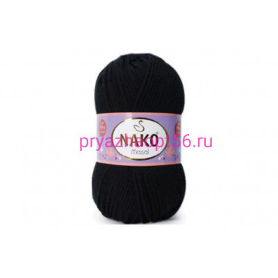 Nako MASAL 217 черный