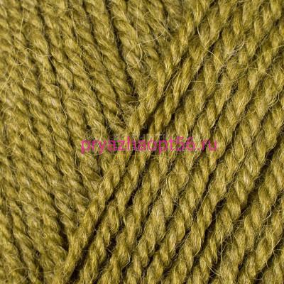 Alize ALPACA ROYAL 233 оливковый зеленый