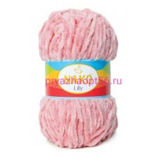 Nako LILY 4867 св. розовый