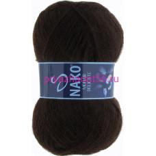 Nako MOHAIR DELICATE (ELEGANT) 6144 т.коричневый