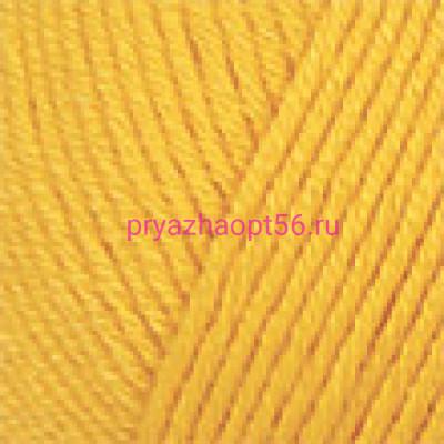 Nako CALICO 4285 желтый