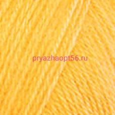 Nako MOHAIR DELICATE (ELEGANT) 6142 желтый