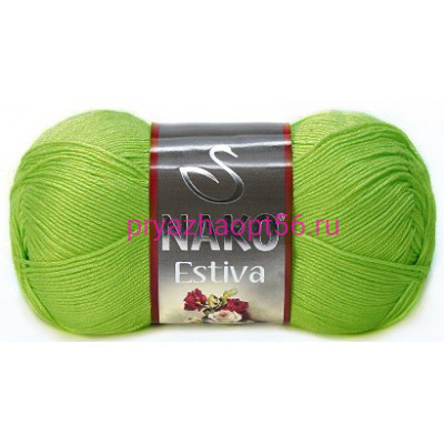 Nako ESTIVA 11544 салатовый