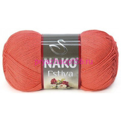 Nako ESTIVA 3278 мандарин