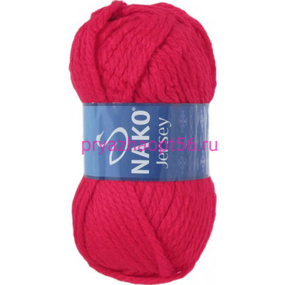Nako JERSEY 2302-1965 бордо