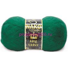 Nako KING MOHER 11288 зеленый
