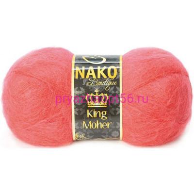 Nako KING MOHER 991 коралл