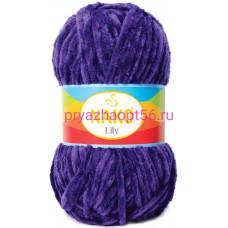 Nako LILY 4289 фиолетовый