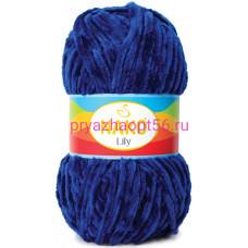 Nako LILY 3054 синий
