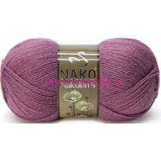 Nako NAKOLEN 5 569 темно-пыльная роза