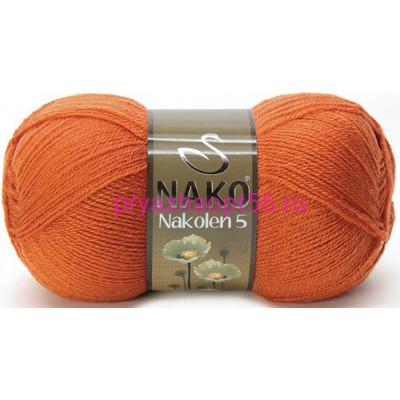 Nako NAKOLEN 5 6963 оранжевый