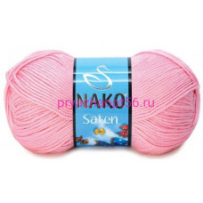 Nako SATEN 229 розовый