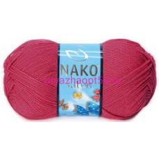 Nako SATEN 236 малиновый