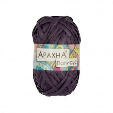 """Рафия ARACHNA """"Papyrus"""" №16 фиолетовый"""