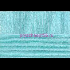 Бисерная 222-Голубая бирюза (Пехорка)