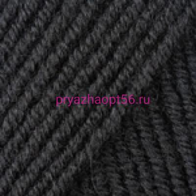 YarnArt MERINO DE LUXE 50 0585 черный