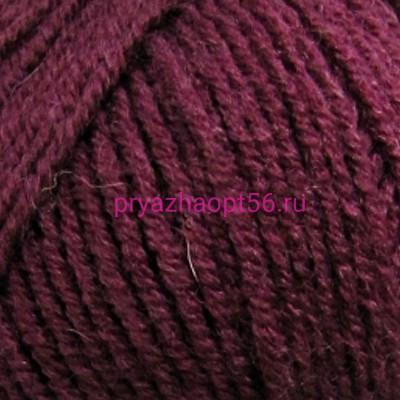 YarnArt MERINO DE LUXE 50 10094 темно-сиреневый