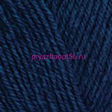 Nako PURE SOCK 10094 темно-синий